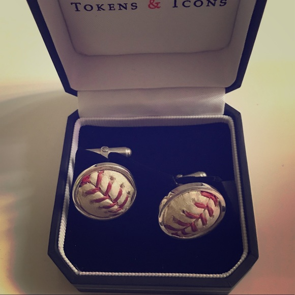 Other - Dodger cuff links
